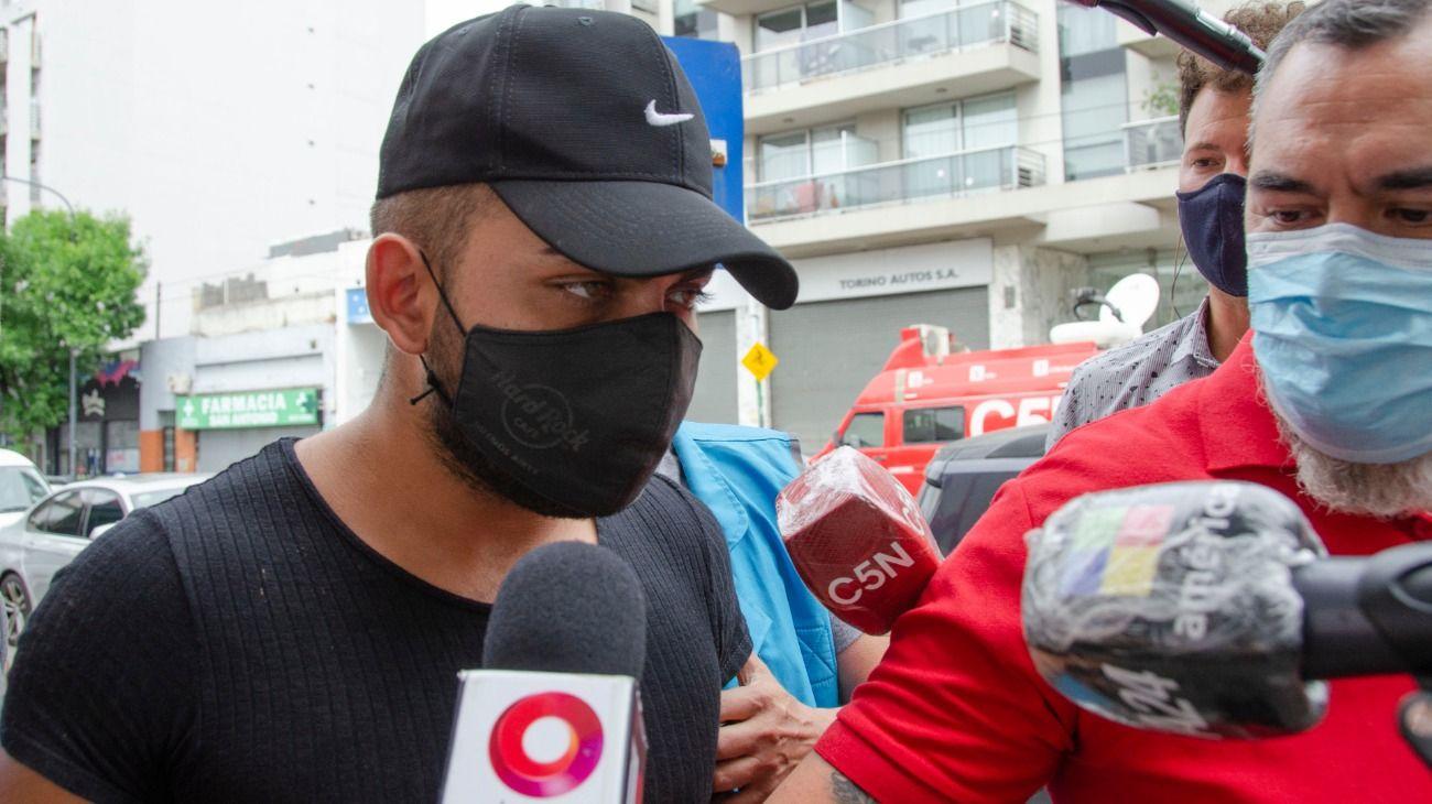 Ricardo Papadópulos, acusado por el atropellamiento y muerte de un niño de 5 años en el barrio porteño de Flores.