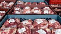 Carne vacuna en carnicerías