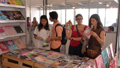CIERRE DE AÑO COMPLICADO. La cancelación de la Feria del Libro y el Conocimiento también complicó mucho al sector editorial este año.