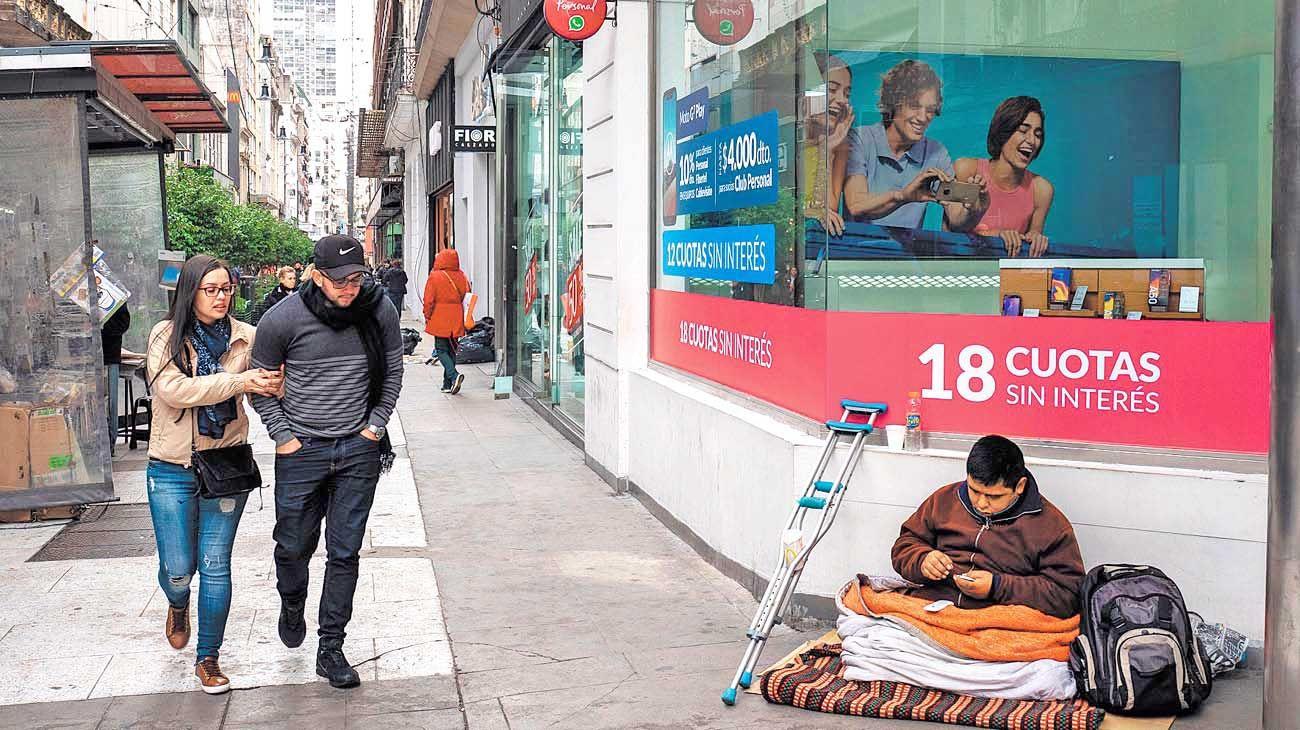Pobreza. El sistema social debe aprender de desastres pasados para el futuro.