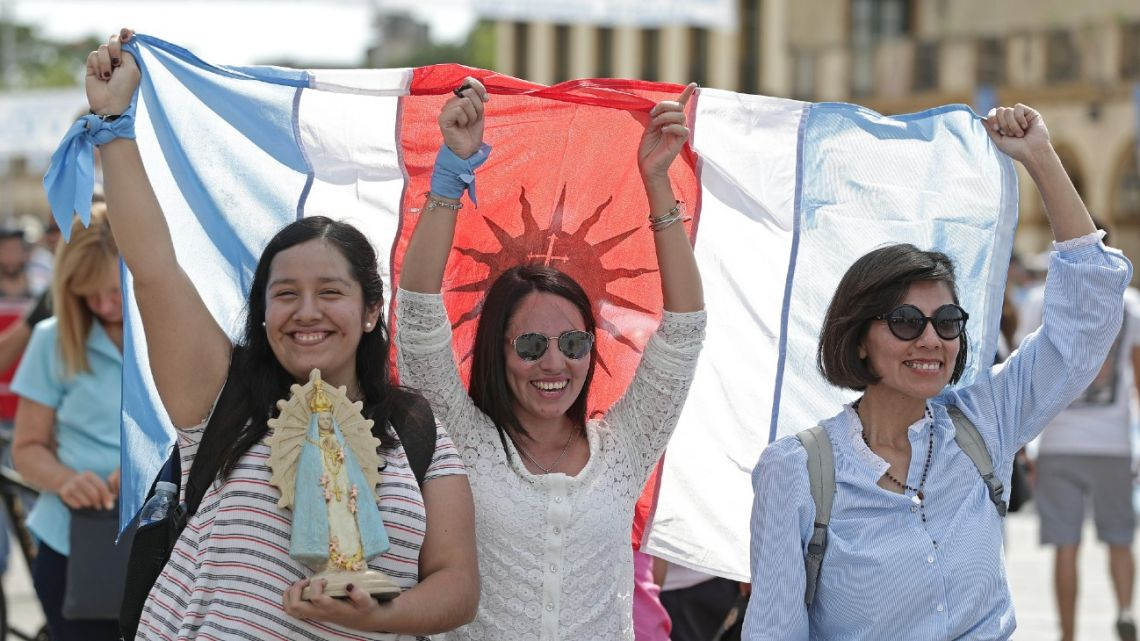 Argentina Senate Votes to Legalize Abortion in Historic Moment for Women's Rights