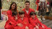 lionel messi y familia 271220