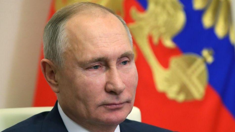 Vladimir Putin Vacuna