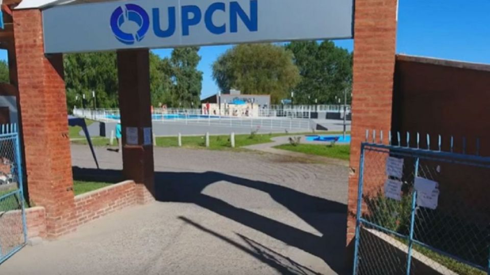 El club de UPCN de Plottier.