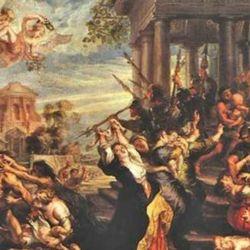 En este día, la iglesia católica conmemora la sangrienta matanza perpetrada bajo las órdenes del rey Herodes de los niños menores de dos años que vivían en Belén.