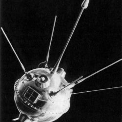 Fue el primer objeto fabricado por el hombre en alcanzar la velocidad de escape de la Tierra.
