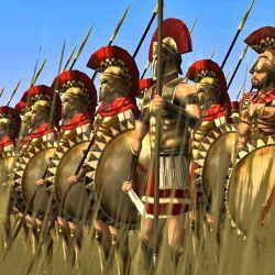 Los soldados espartanos alcanzaban su máximo poderío físico entre los 20 y los 30 años.