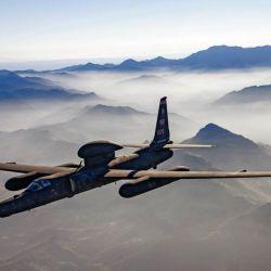 El U-2 es todo un ícono de la Fuerza Aérea de Estados Unidos y una de las aeronaves más difíciles de volar.