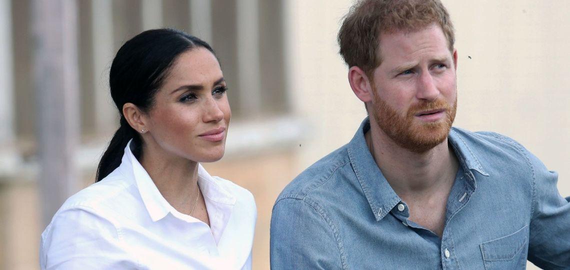 Meghan y Harry renegocian su acuerdo con la reina. Enterate cuáles son las nuevas condiciones