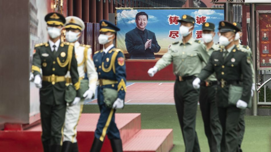 Views of Beijing as the CPPCC Opens