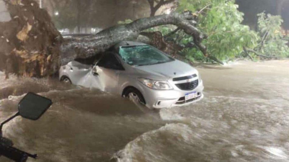 inundaciones en tucumán temporal