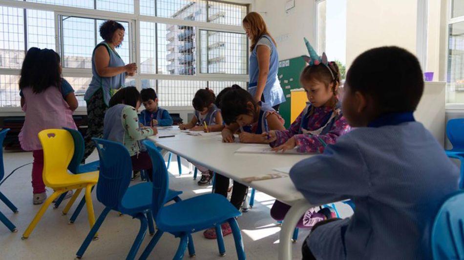 sala de jardín de infantes 20201229