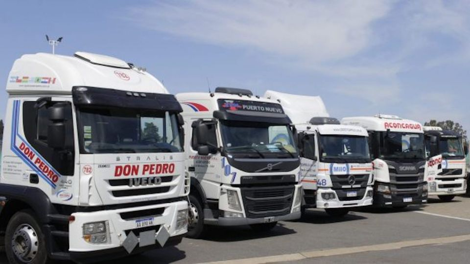 Los camiones utilizarán biodiesel al 100% durante 6 meses.