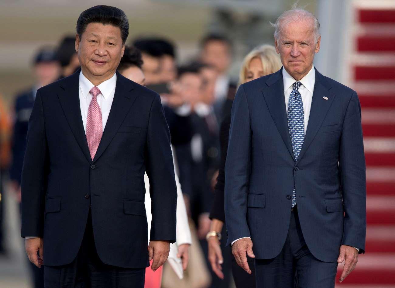Xi y Biden deberán construir un nuevo vínculo.