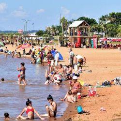 Los ataques de las palometas tuvieron lugar en varias playas misioneras del Paraná.