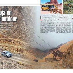 En esta edición vistamos los parajes más aventureros de La Rioja.