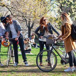 Bicicletas | Foto:Gentileza GCBA