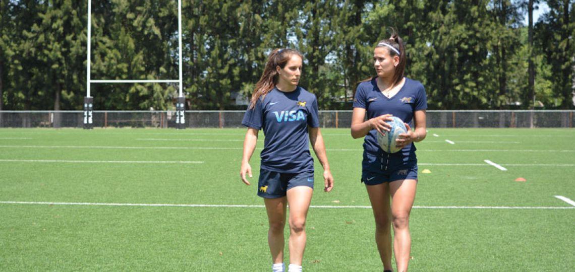 Ellas juegan: Conocé a las mujeres que buscan cambiar al rugby argentino para siempre
