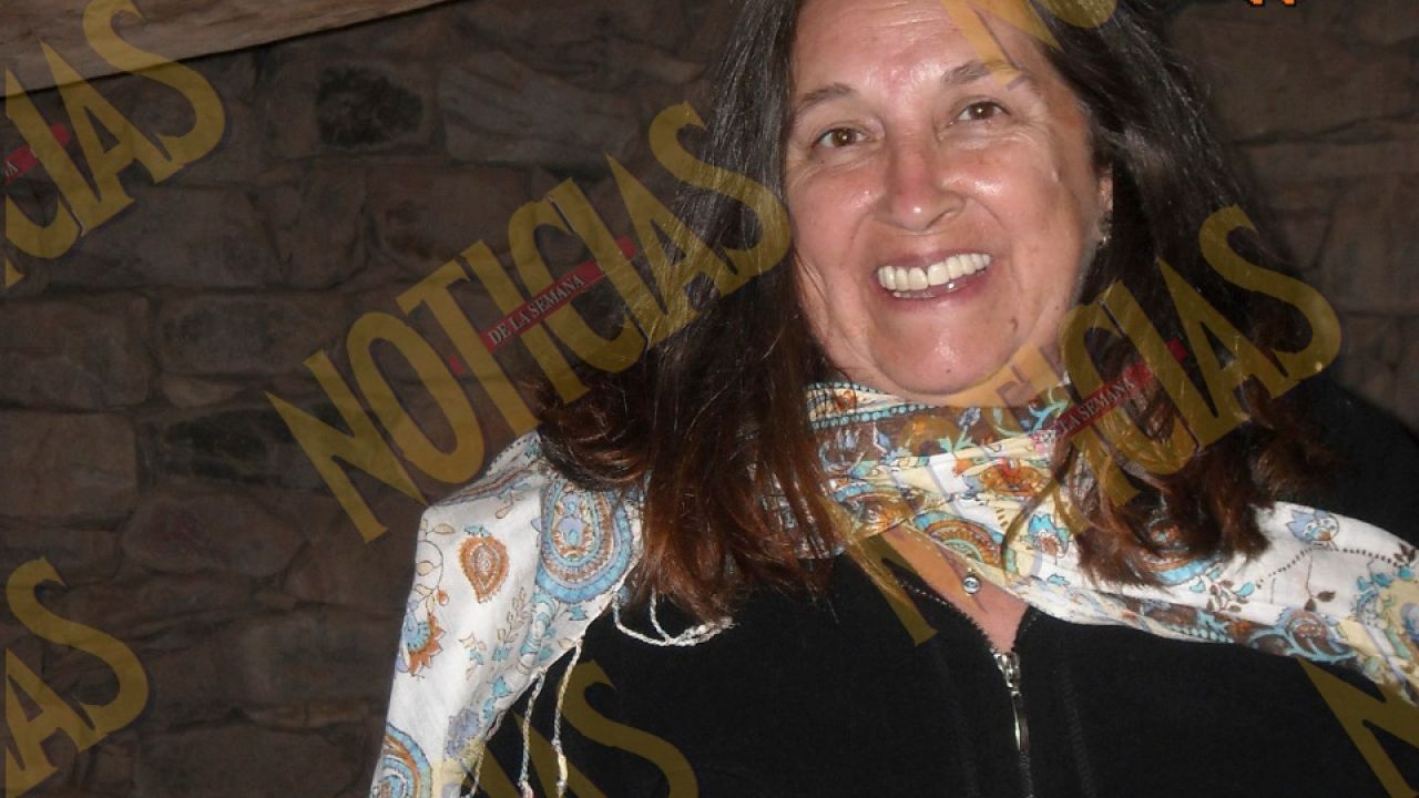 Quién es la nueva hermana mayor de Alberto Fernández, Marta Sara. | Foto:Cedoc