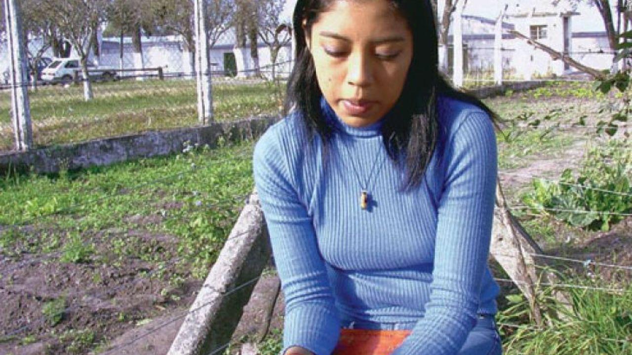 Fue liberada en 2012, después de 9 años de prisión. | Foto:Cedoc.