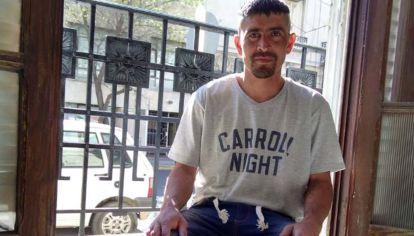 Daniel Cortés Jara fue encontrado sin vida en un basural de Bariloche.