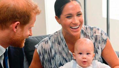 Meghan Markle y el príncipe Harry mostraron a Archie celebrando su segundo cumpleaños