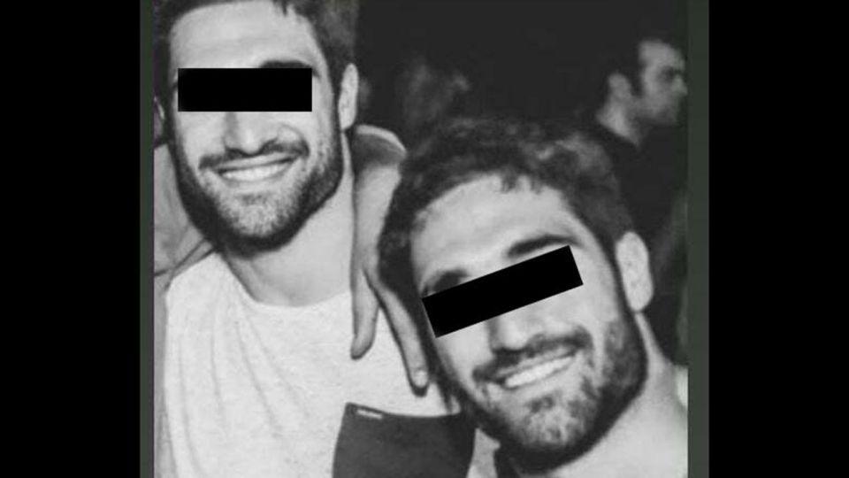 Los mellizos Lucio e Ignacio Cozzi son buscados por la Policía por golpear a Felipe Di Francesco