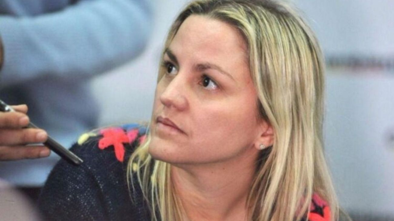 La legisladora de Juntos por el Cambio, Carolina Píparo.