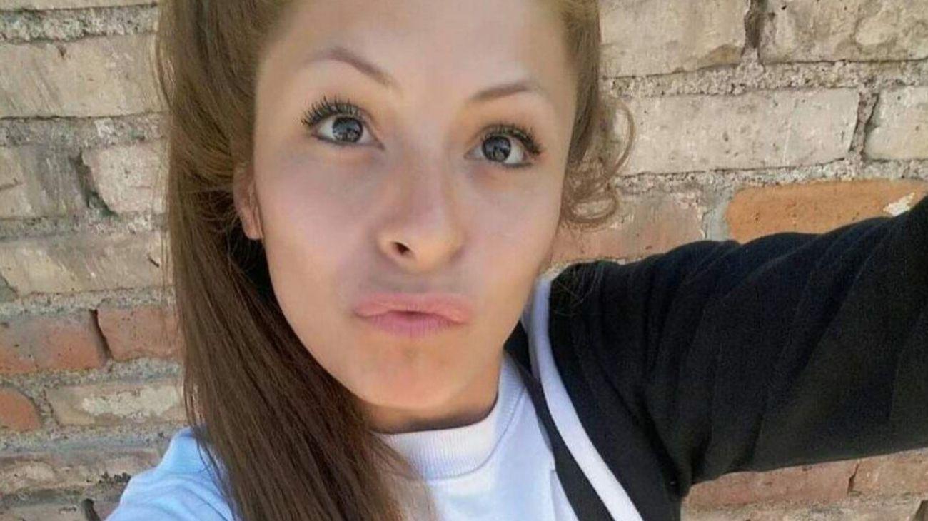La mujer mendocina quemada por la expareja de su novio, Karen Montenegro.