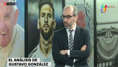 """Para González, """"Alberto y Cristina están en un equilibrio de tensión"""""""