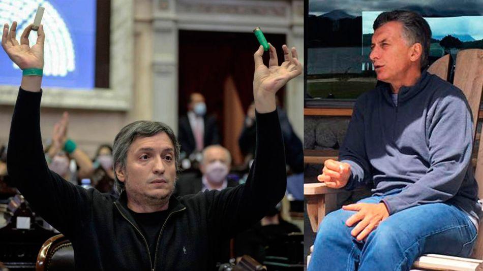 Hijos de padres dominadores: Máximo Kirchner y Mauricio Macri creen que el poder está fuera de ellos.