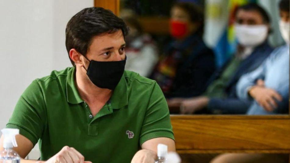 Martín Yeza Intendente Pinamar