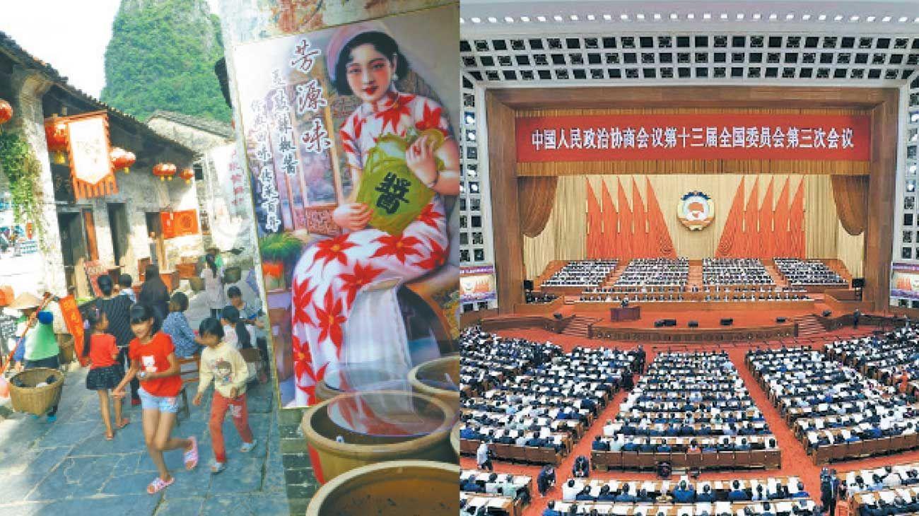 Líderes. La erradicación de la pobreza es una tarea del Partido Comunista. Mao sentó las bases, Deng puso camino a ser potencia y Xi apuntaló el desarrollo económico.