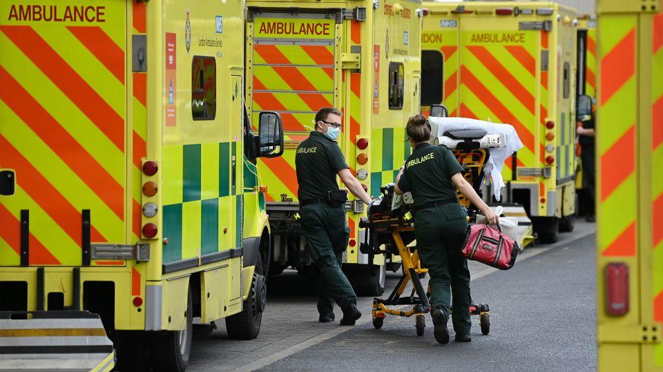 El coronavirus golpea en la segunda ola en Londres.