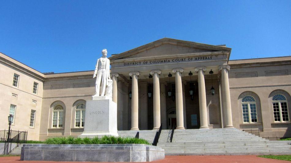 La decisión la tomó  la decisión el Tribunal de Apelaciones del Distrito de Columbia.