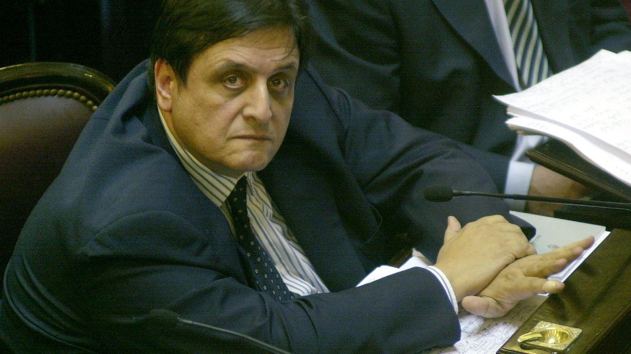 Raúl Baglini.