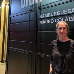 La hermana de Mauro Colagreco.