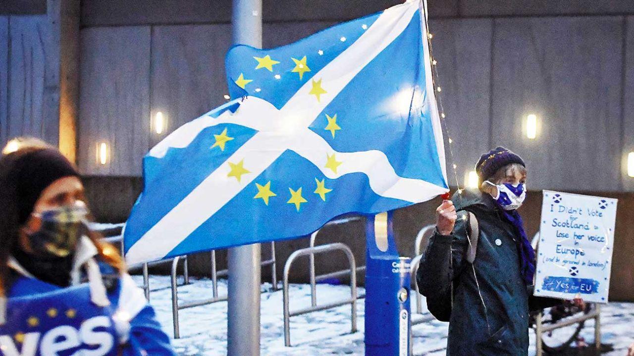 Escocia quiere volver a integrar la UE | Perfil