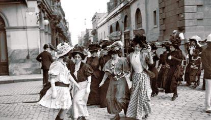 Uruguay: vanguardia en los derechos a favor de la mujer.