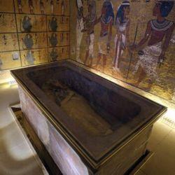 Ramses I reinó Egipto entre los años 1292 y 1290 antes de Cristo.
