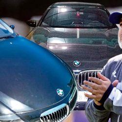 Los BMW de Maradona | Foto:cedoc