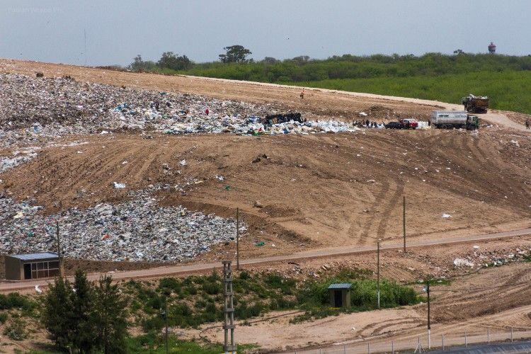 En Argentina, hay menos de diez rellenos sanitarios y más de 5000 basurales a cielo abierto.
