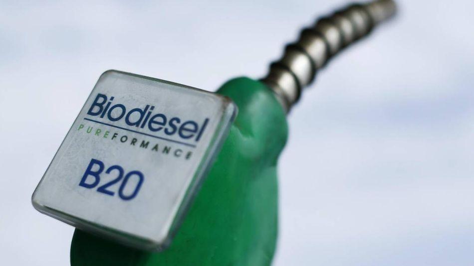 Aumento Biocombustibles