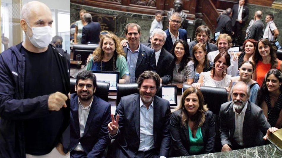Larreta y Legisladores FdT 20210104