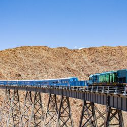 El Tren a las Nubes retomará sus viajes a partir del 9 de enero de 2021 con un recorrido acotado.