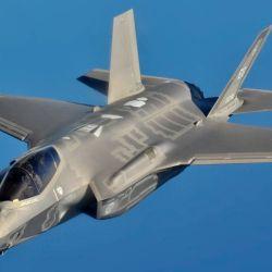 El F-35 es un avión de clase ligera.