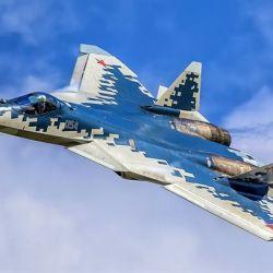 El Su-57 es superior al F-35 en cuanto a las armas y el combate con misiles.