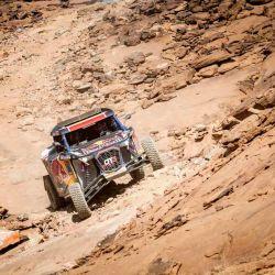 La española ya ha completado cuatro ediciones previas del Dakar en la categoría autos.