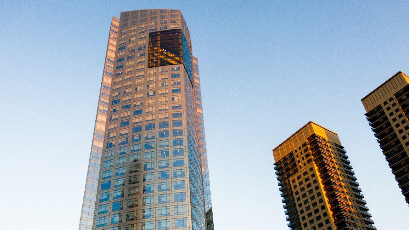 Torre YPF