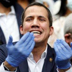 Guaidó se negó a responder a The Washington Post. | Foto:CEDOC